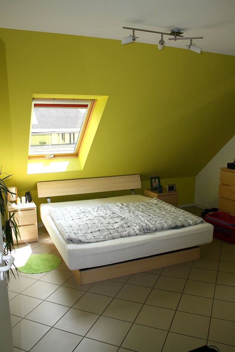 Fantastisch Best Tapete Schlafzimmer Schrge Photos House Design