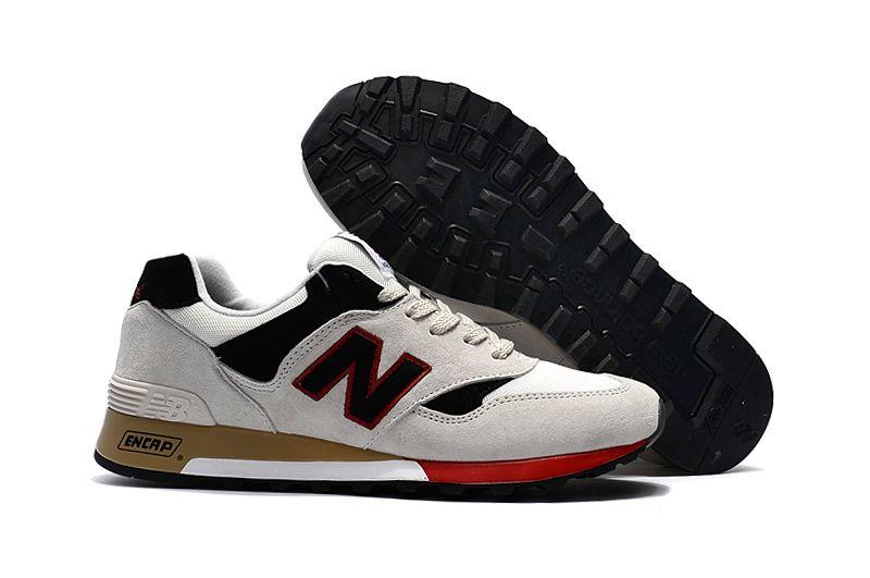 New Balance 577 Women's Gray Shoes M577GKR