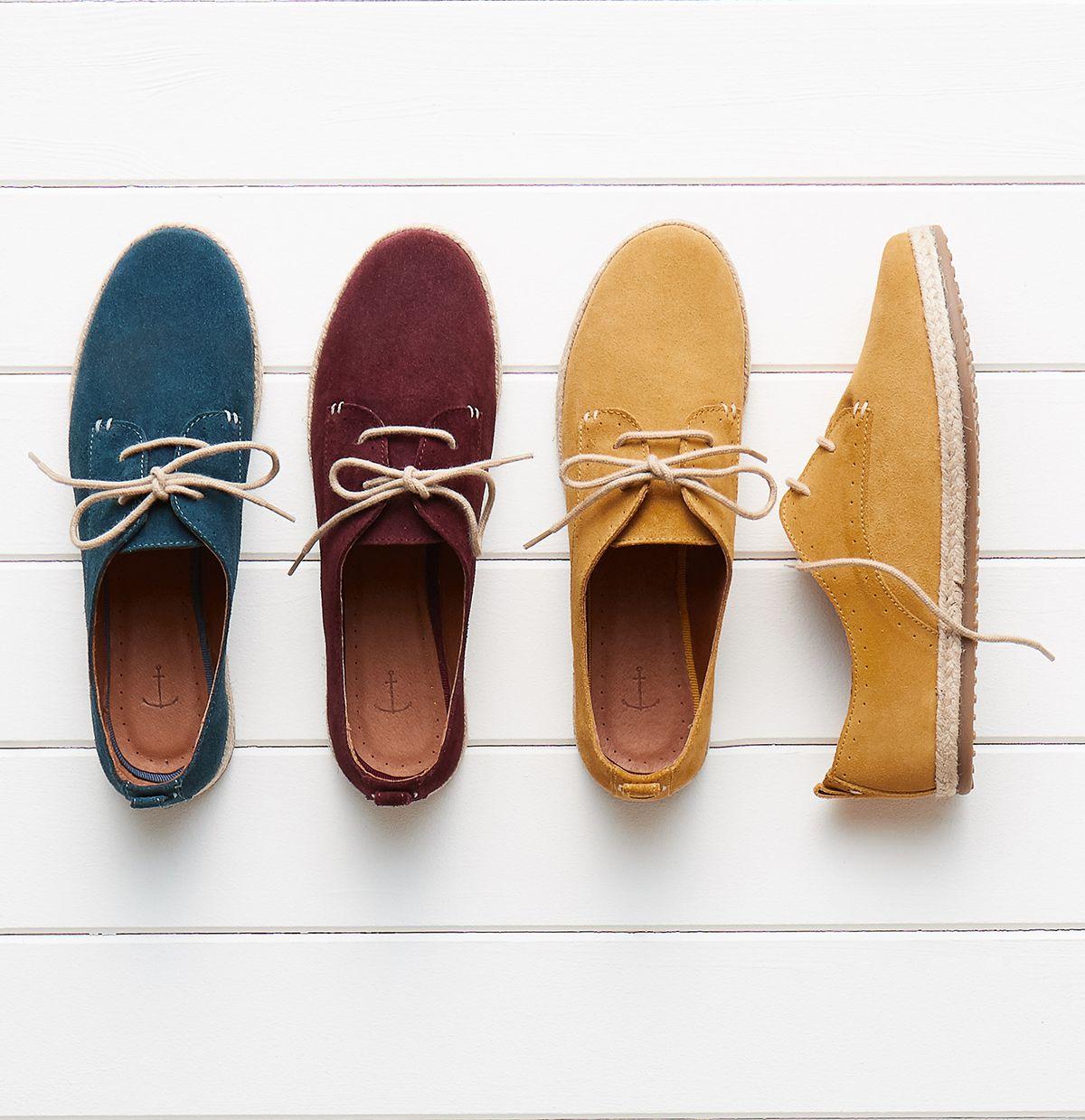 Suede Shoes by Seasalt Cornwall   Suede