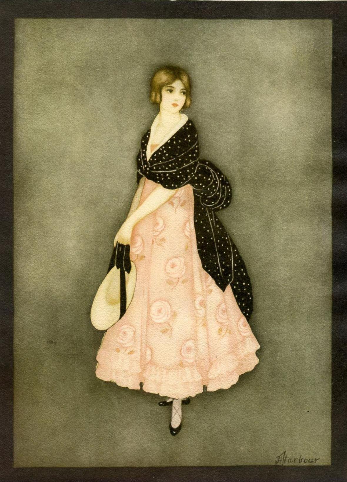 Jennie Harbour Prints For Sale Jennie Harbour Website Fashion Illustration Prints For Sale Vintage Illustration