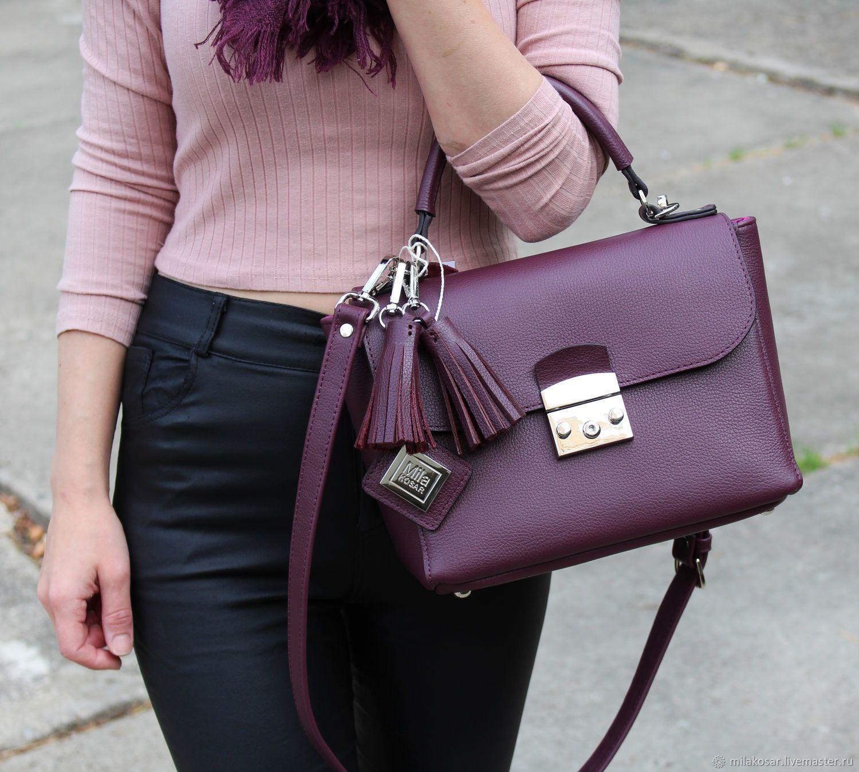 f2bb03cec78b Женские сумки ручной работы. Ярмарка Мастеров - ручная работа. Купить  Женская кожаная сумка.