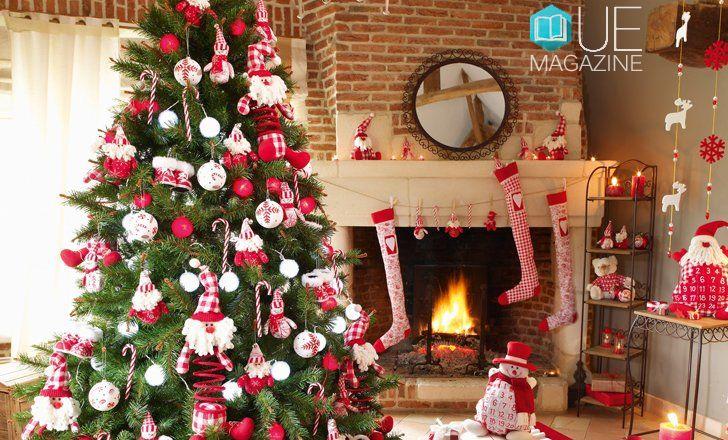 15 Trucos para Decorar tu Casa esta Navidad