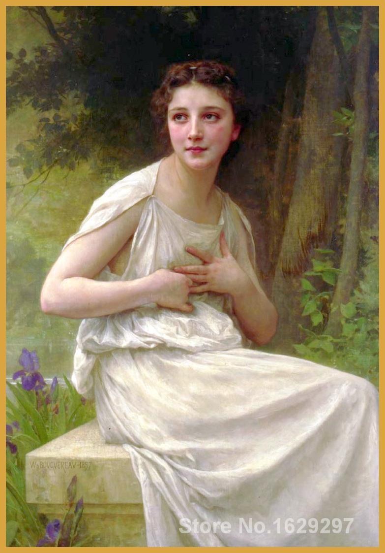 William Bouguereau Adolphe Artwork 25