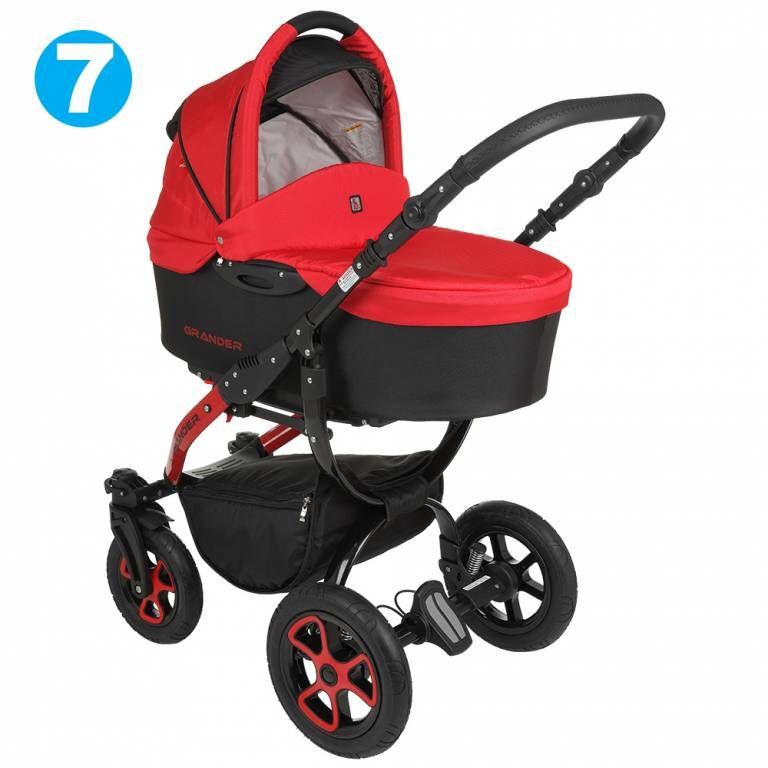 Tutek Grander Alu 3 W 1 Cena Promocyjna Ogloszenia Stroller Baby Strollers Baby Gear