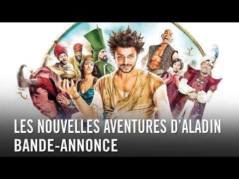 Les Nouvelles Aventures D Aladin Un Film De Arthur Benzaquen Istyablog Pour Savoir En Toute D Nouvelles Aventures Bande Annonce Officielle Bande Annonce