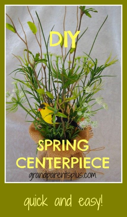 Spring Idea House 019p 428x730 DIY Spring Centerpiece
