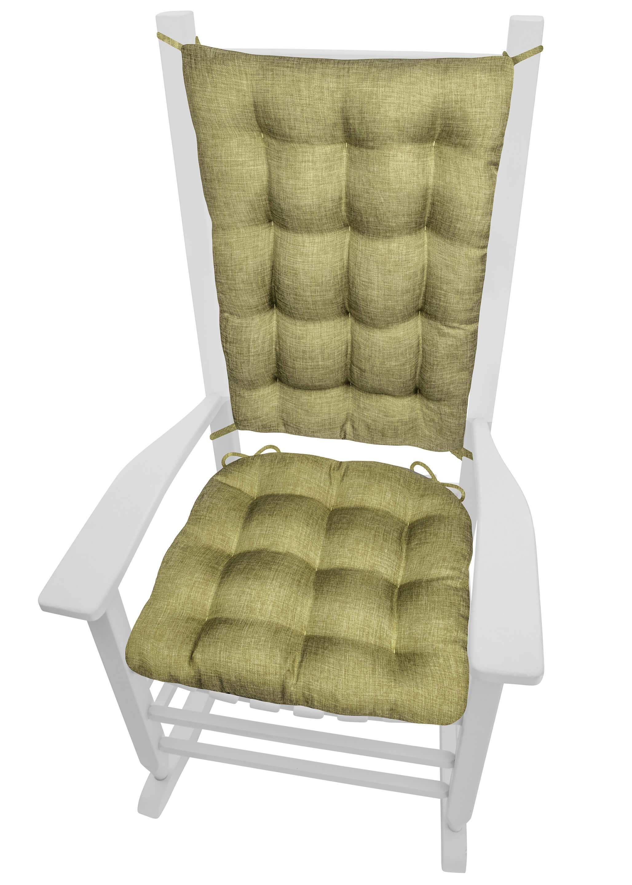 Hayden Meadow Green Rocking Chair Cushions Barnett Home Decor Blackfriday Homedecor Rockingchair