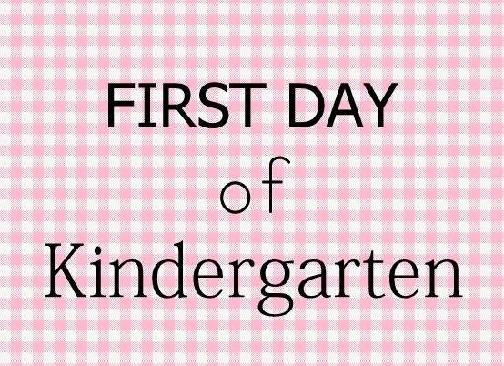 First Day of School Signs Free printable PreK - 12th #firstdayofschoolhairstyles