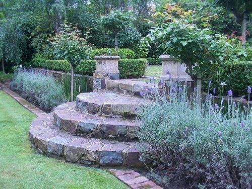 Andrew Renn Design Beautiful Gardens Of Melbourne Australia By Andrew Renn Beautiful Gardens Garden Steps Garden Stairs