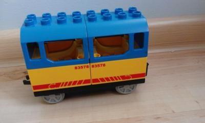 Kup Teraz Na Allegropl Za 3700 Zł Lego Duplo Pociąg Wagon