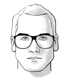 Os Oculos Certos Para Cada Formato De Rosto Desenhos De Rostos
