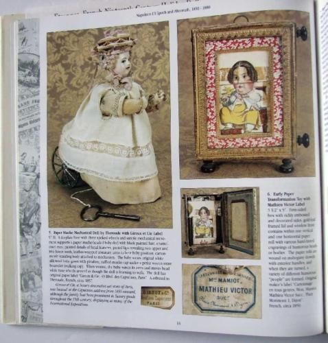 Etrennes-French-19th-Century-Holiday-Dolls-Theriault-1999-1st-Hbk-DJ
