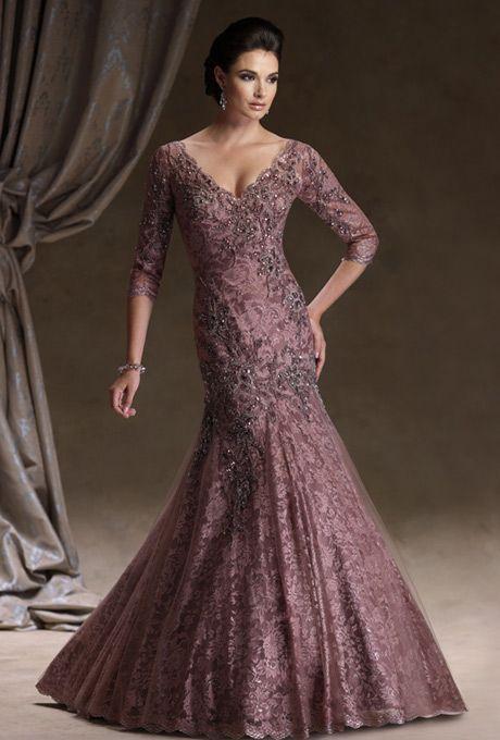 Ivonne D for Mon Cheri - 113D06   - Mother of the Bride Dress