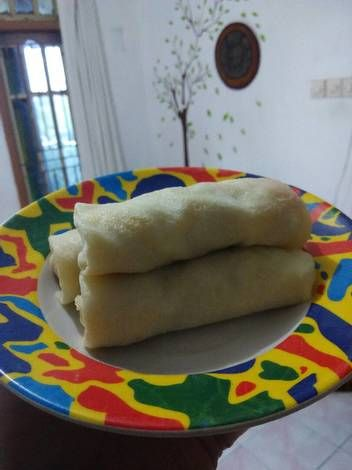 Resep Lumpia Sayur Oleh Wulan Saraswati Cemplon Recipe Lumpia Food Hot Dog Buns