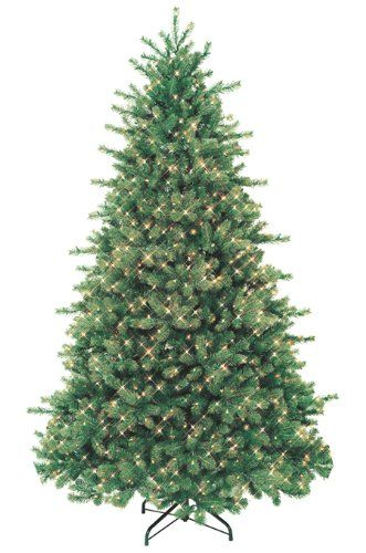 $399.99-$499.99 7.5' Just Cut Montana Spruce Pre-Lit Artificial Christmas  Tree - - $399.99-$499.99 7.5' Just Cut Montana Spruce Pre-Lit Artificial