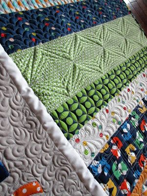 Sue Daurio's Quilting Adventures: Two Fun Finishes
