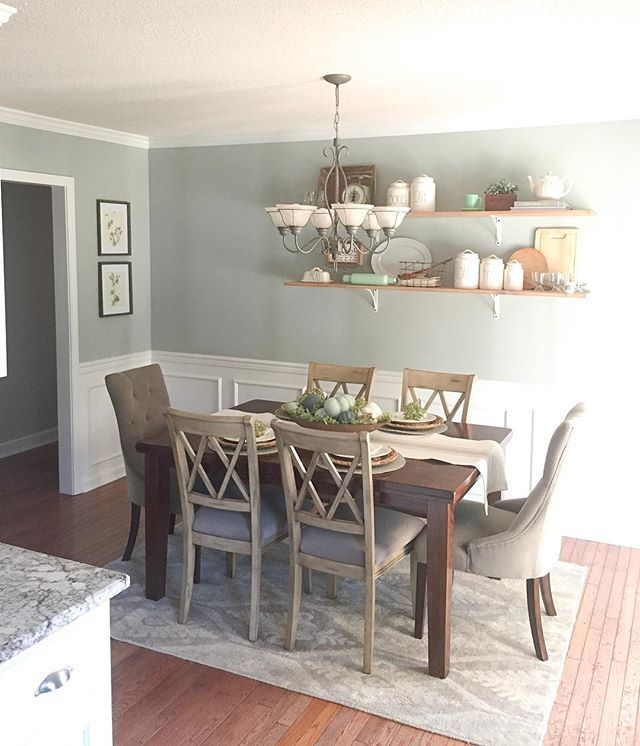 46 Popular Farmhouse Dining Room Design Ideas Trend 2019: Mestler Dining Room Chair (Set Of 2)