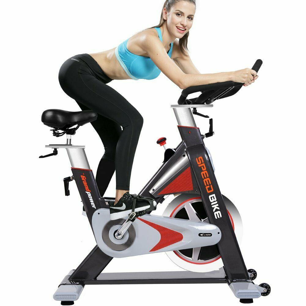 L Now Pro Indoor Cycling Bike Ld577 Exercise Bike Commercial