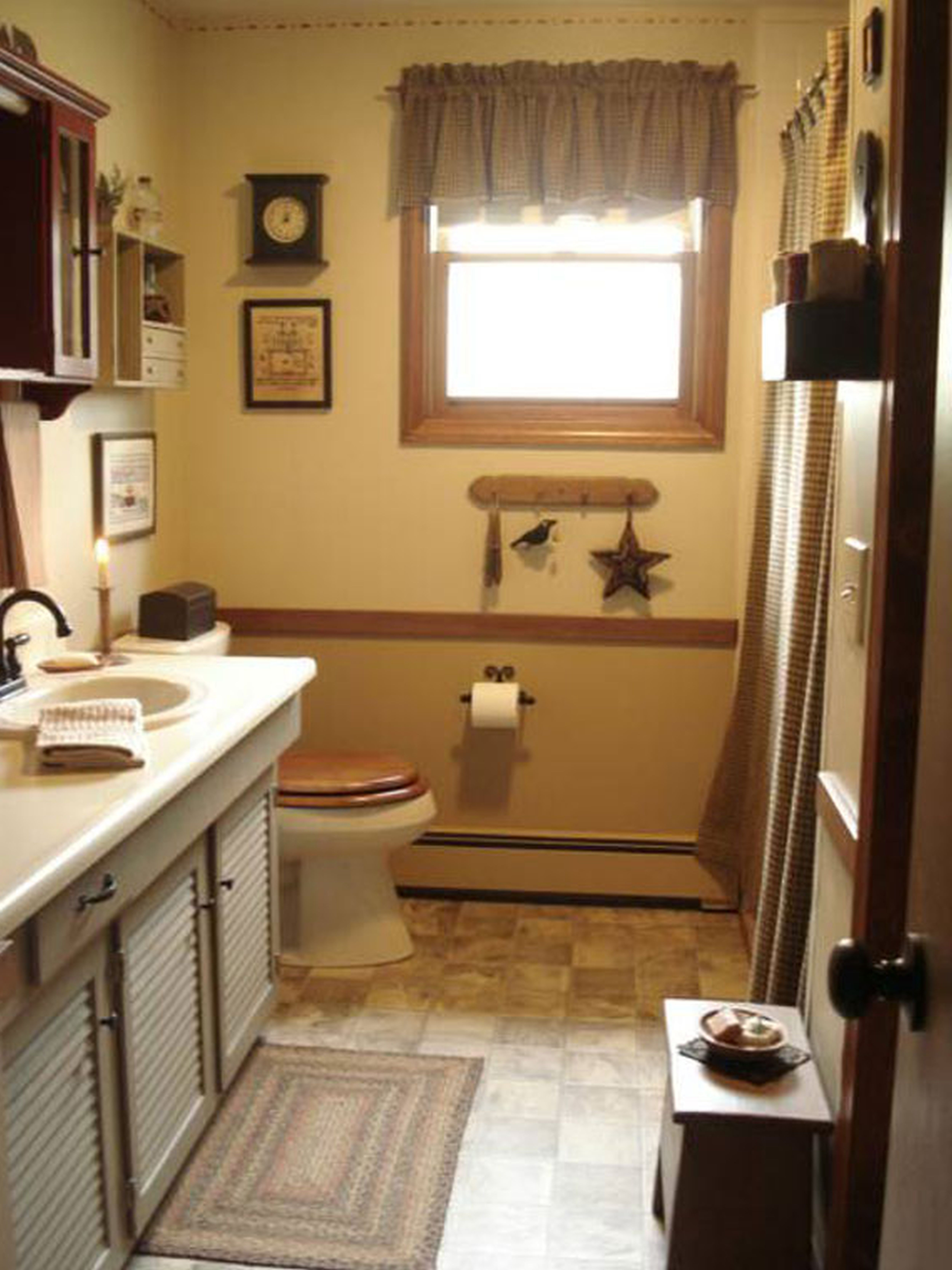 Vintage Bathroom Decor Often Used As One Of The Most Popular Way To Make Your Bathroom Looking Nicer And A Lot More Appealing To The Eyes