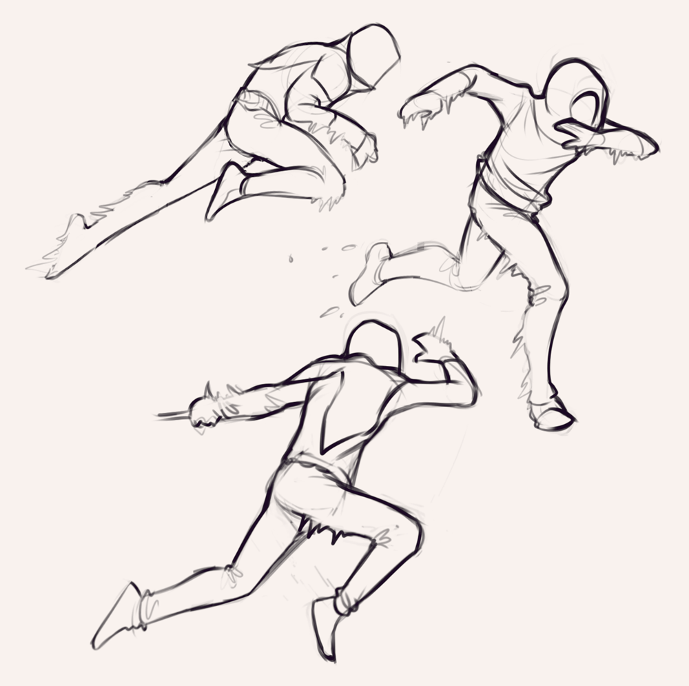 10 Staggering Drawing The Human Figure Ideas In 2020 Running Pose Drawing Poses Running Drawing