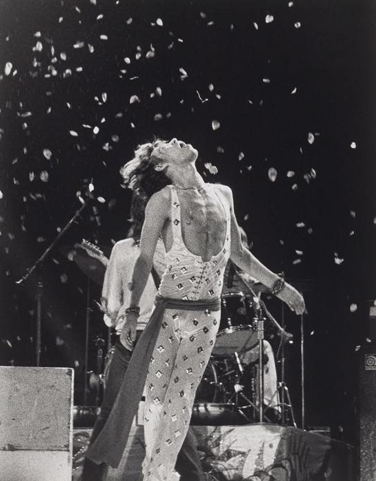 Mick Jagger, NYC © Bob Gruen