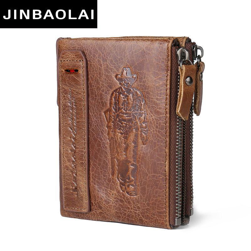 Genuine Leather Men Wallet. Designer PursesDesigner ... b9d16f5989ac
