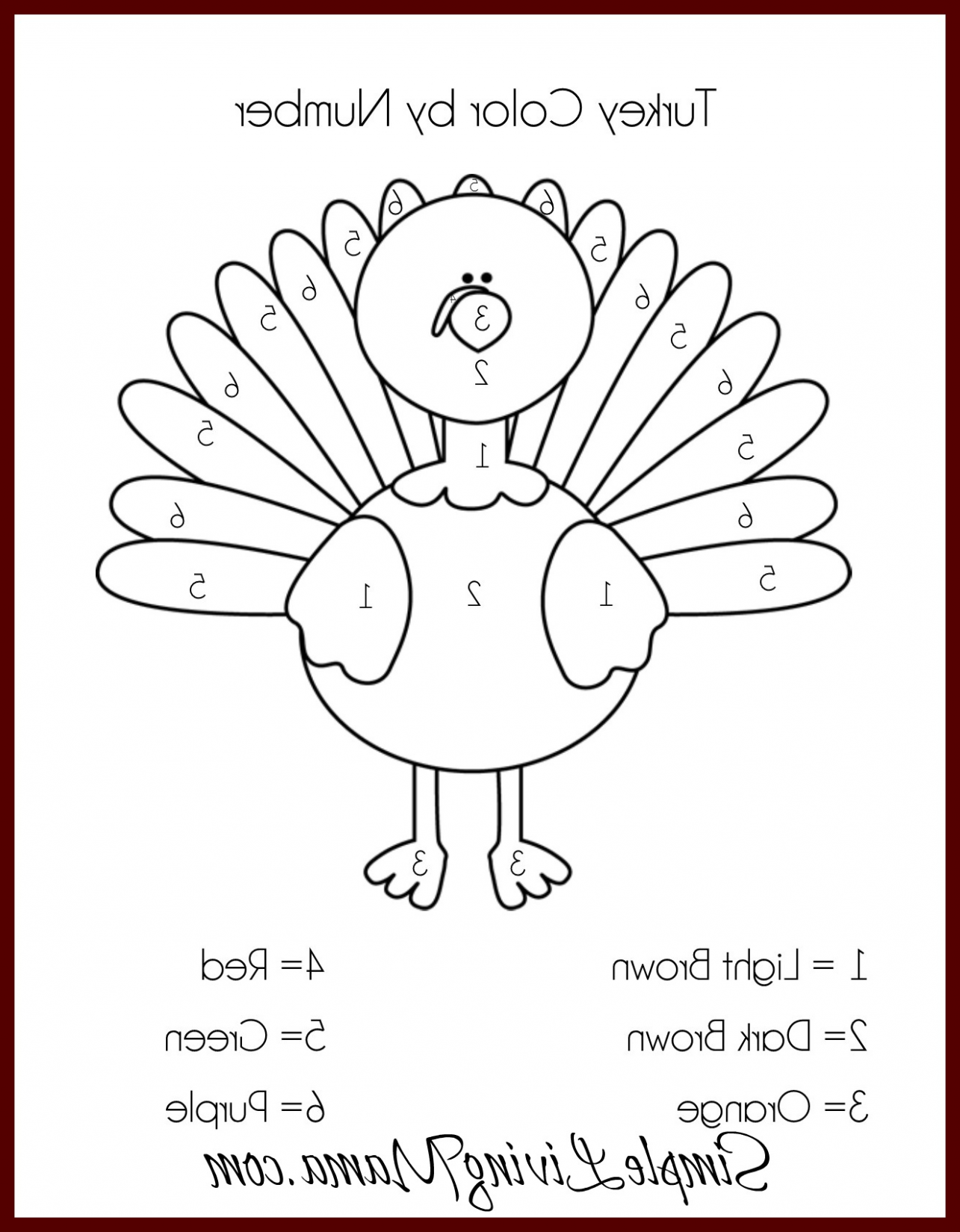 Why Is Color By Number Easter Coloring Pages Considered In