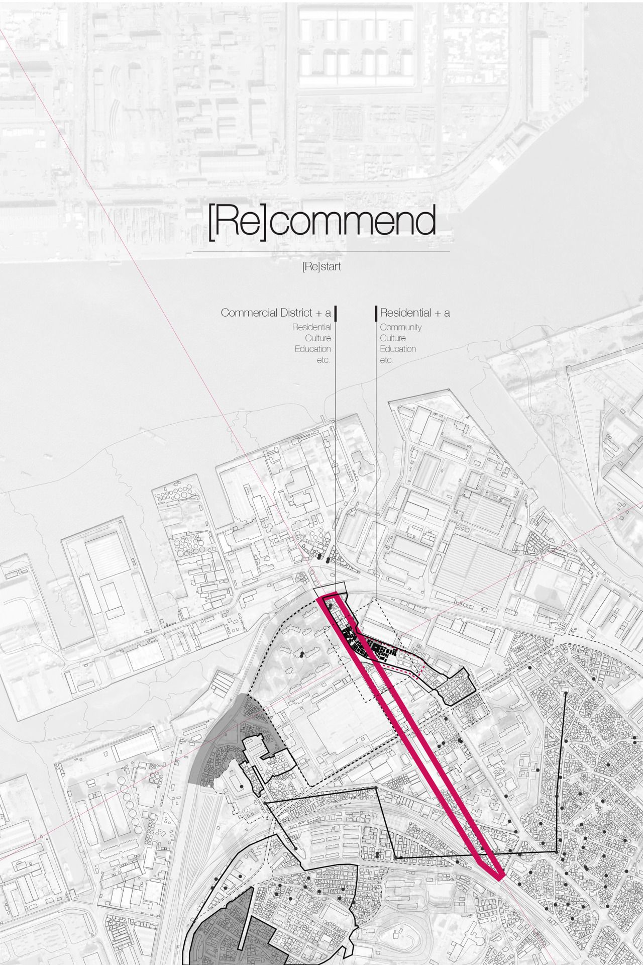 Village Re Generation Diagrams Architectural Design