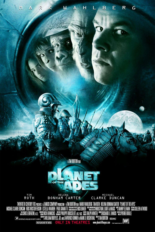 Pin Von David Guerrero Garcia Auf My Favorite Movies I Planet Der Affen Affen Planet