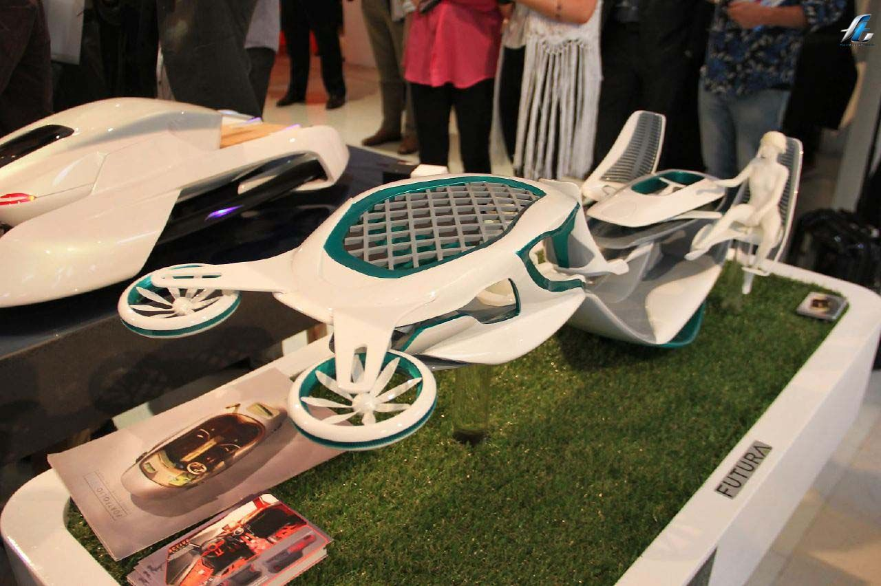 In Pictures RCA Vehicle Design Degree Show 2015 Design