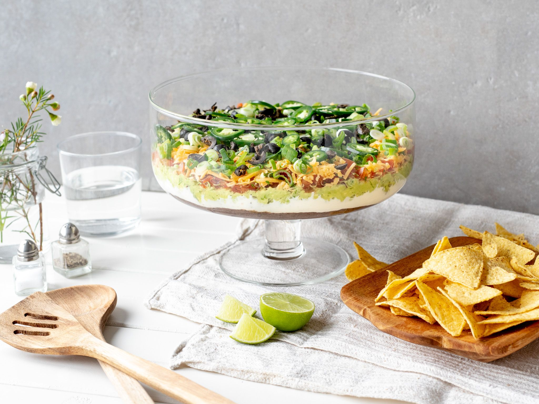 7-Layer Dip (Tex-Mex-Dip mit 7 Schichten)| Kitchen Stories Rezept mit Video