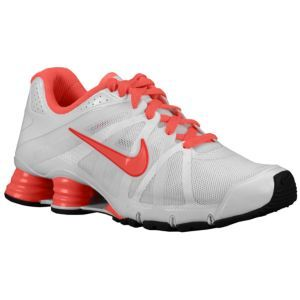 Nike Shox Roadster - Womens - Running - Shoes - WhiteBlackHot Punch