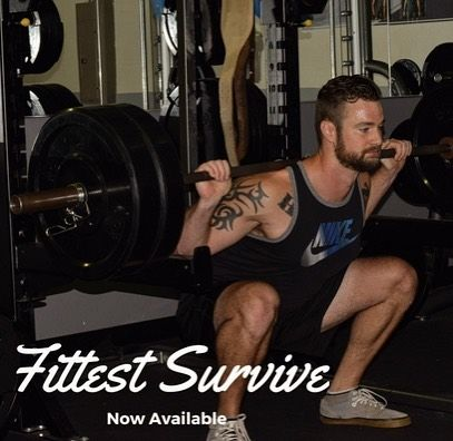Fittest Survive . Available Now Learn More by clicking the Link in my bio.  #love #instagood #summer #art #amazing #photo #healthy  #fit #fitfam #fitness #finesstip #iifym #inspiration #ifitfitsyourmacros #macros #muscle #mealplan #nutrition #workout #gym #gains #texas #coach #TheJackedHipster
