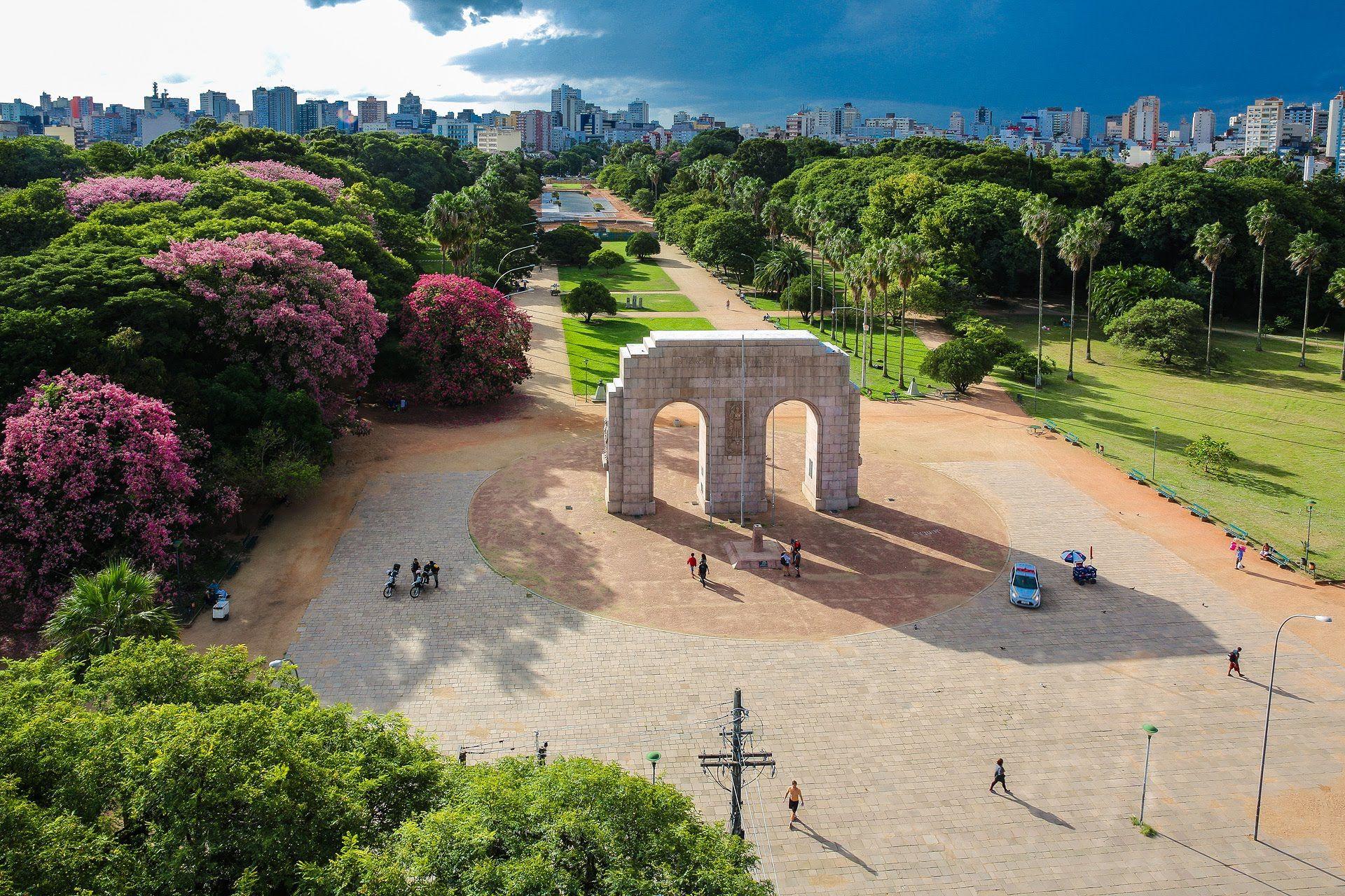 Pin Em Porto Alegre