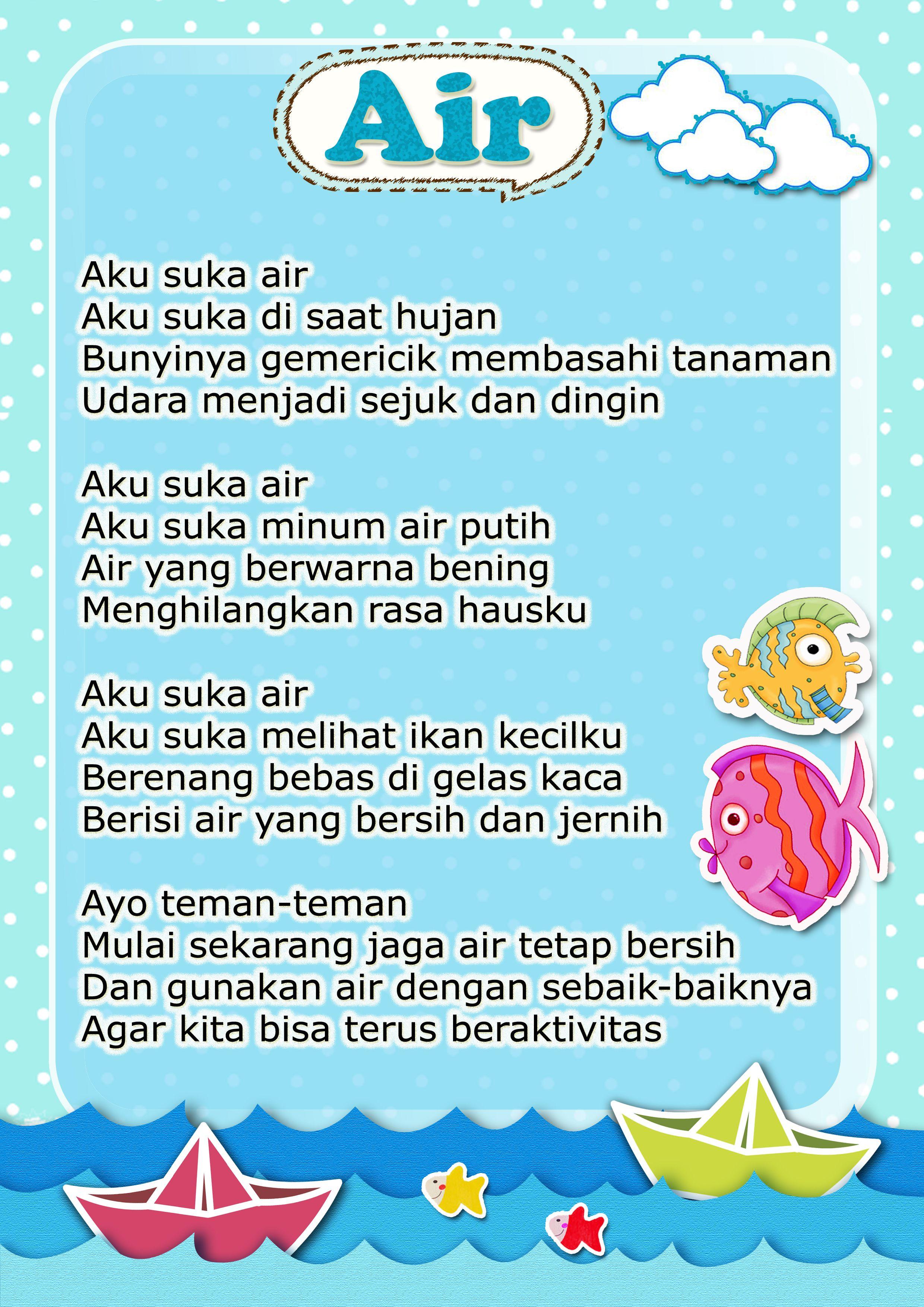 Belajar Membaca Cerita Untuk Anak Tk Siti
