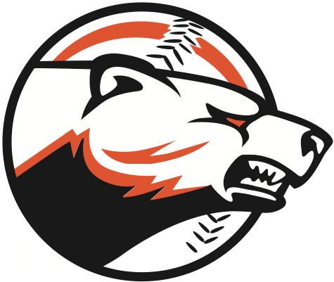 Bear Baseball Logo Google Search Logo Design Love Posters Logo Design Inspiration