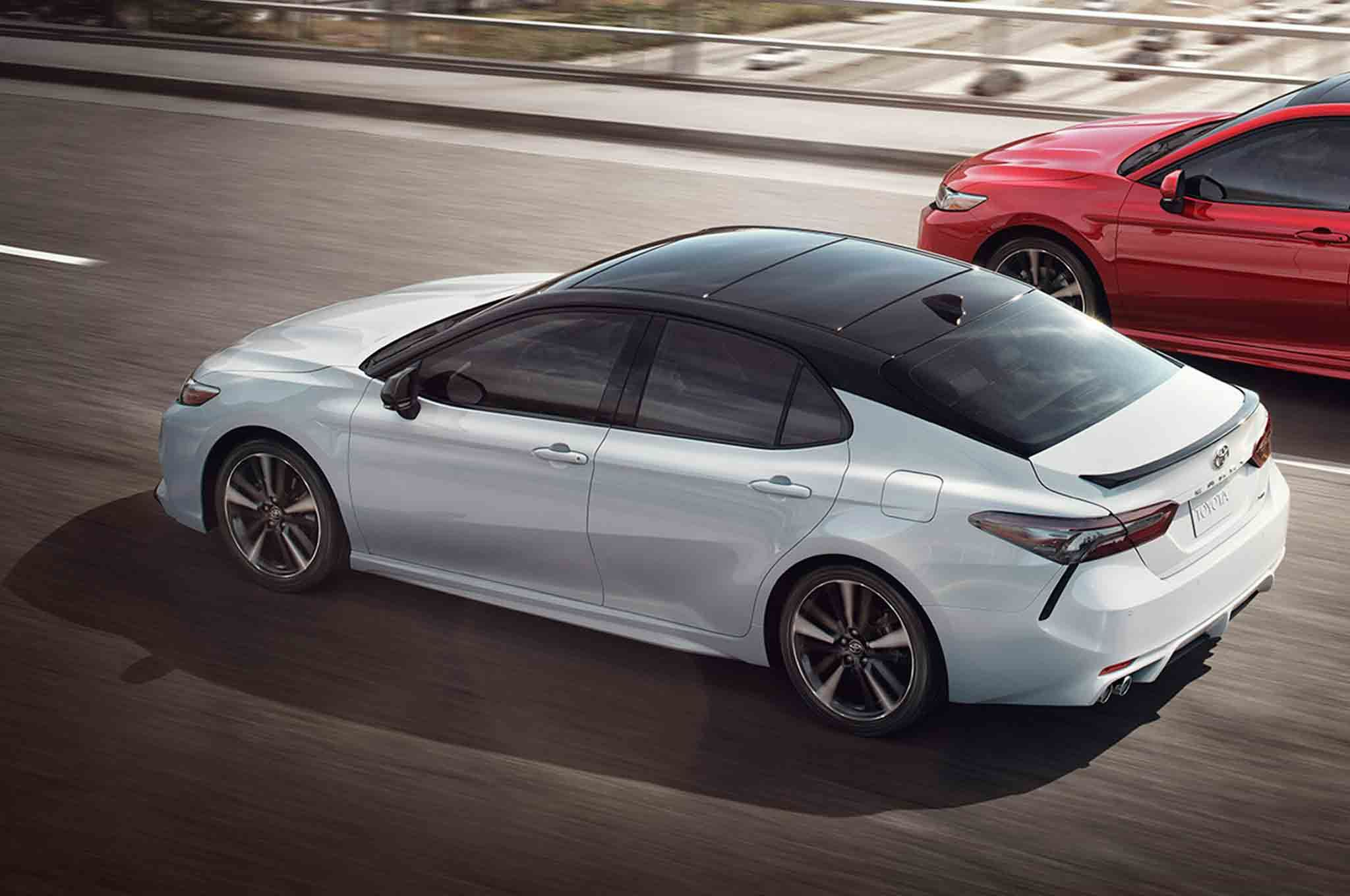 2018 Toyota Camry Colors Release Date Redesign Price Are You All Set For The Arrival Of 8 Technology Sedan