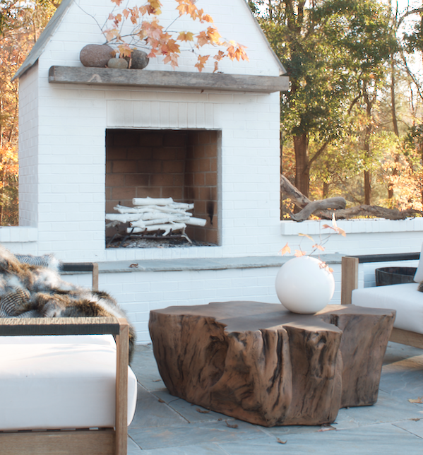 An Outdoor Space For Fall :: A Giveaway (Winner Announced)