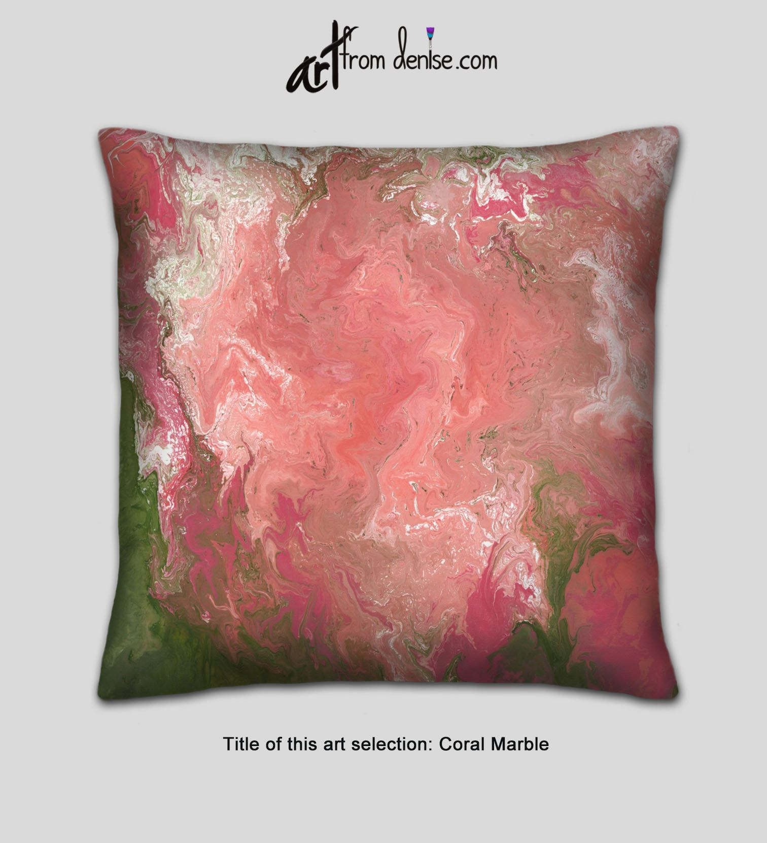 Coral Throw Pillows Small Or Large Decorative Accent Pillow Etsy In 2020 Coral Throw Pillows Couch Pillow Sets Throw Pillows