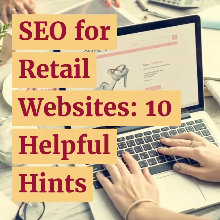 Increase your retail website's sales by improving your Google ranking by using these 10 tips. Much needed SEO (search engine optimization) help for e-commerce websites #SEO #searchengineoptimization #googleranking #ecommercetips #ecommercehelp #makemoneyonline #earnmoneyonline #seohelp #salesgrowth #onlinebusinesstips #Ecommercewebdesign #smallbusinesstips #howtoincreasesales #ecommerceseo #searchengineoptimizationtips #seoforbeginners #seostrategy #keywordresearch #searchengineoptimizationtools