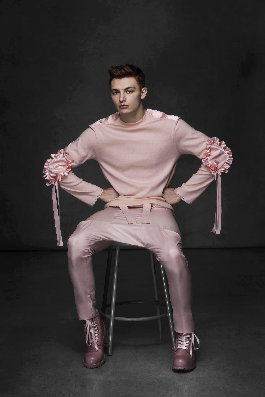 Stephen Isban - 2015 Look Book from Pratt Fashion