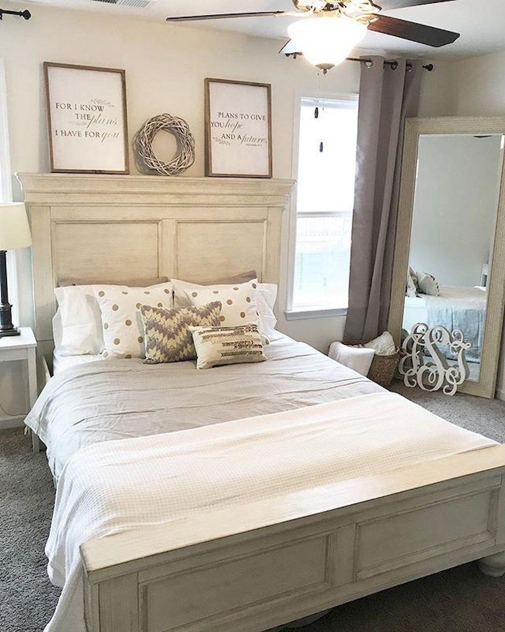 5 Calming Bedroom Design Ideas The Budget Decorator: 80 Amazing Farmhouse Bedroom Decor Ideas On A Budget