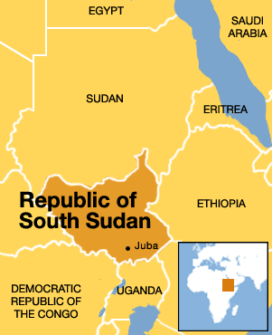 1cd584fc67a98 Newest Country in the World | South Sudan