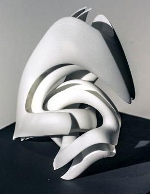 Artist Turns Your Brainwaves Into 3d Printed Sculptures 3d Printing Art Prints 3d Printer Art
