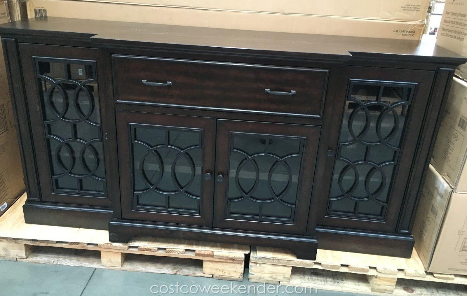 Bayside Furnishings Ashcroft Tv Console Tv Stand Furniture Bayside Furnishings 3 Piece Tv Stand