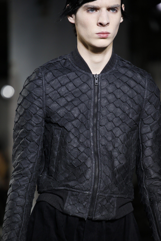 Rick Owens Fall 2016 Menswear Fashion Show Men fashion