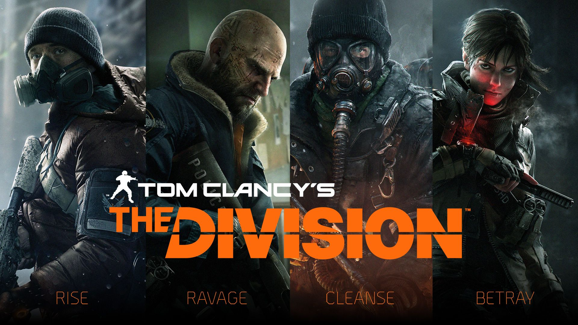 Tom Clancys The Division Poster 1080 X 1920 Hd Backgrounds High