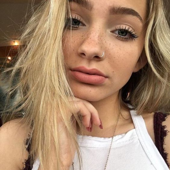nose piercings ring Piercings