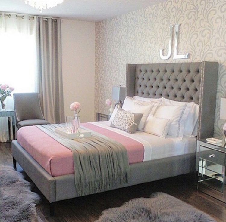 Best Pin By Bonheur On Home Sweet Home Pink Bedroom Decor 400 x 300