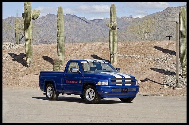 F165 1996 Dodge Ram Indy Pace Truck 360 Ci Dodge Ram Dodge Trucks